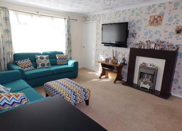 Thumbnail 3 bed terraced house for sale in Dunster Crescent, Weston-Super-Mare, Somerset