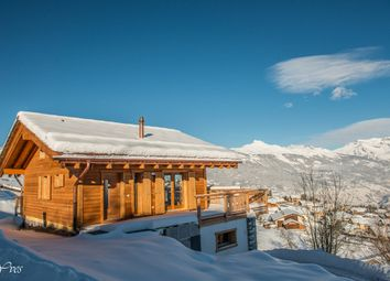 Thumbnail 3 bed chalet for sale in Chemin Des Ries D'en Bas, 1997 Haute-Nendaz, Conthey (District), Valais, Switzerland
