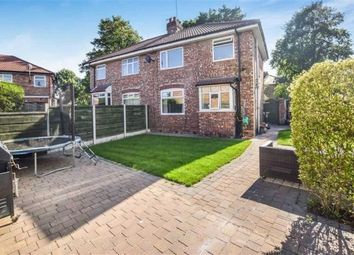Thumbnail 3 bedroom semi-detached house for sale in Goldsworthy Road, Flixton