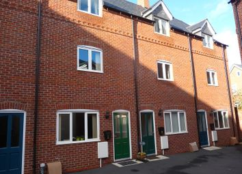 Thumbnail 2 bedroom terraced house to rent in Suffolk Place, Leominster