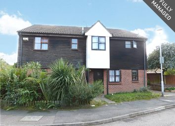 Thumbnail 1 bed terraced house to rent in Hythe Close, Forest Park, Bracknell, Berkshire