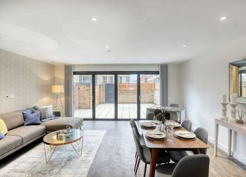 Thumbnail 3 bed flat for sale in Grafton Quarter, Croydon