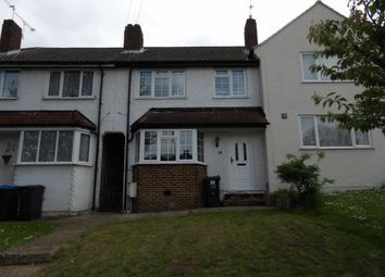 Thumbnail 3 bed terraced house for sale in Ownsted Hill, New Addington, Croydon, Surrey