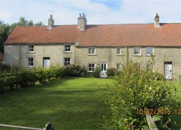 Thumbnail 3 bed town house to rent in Langar Cottages, Birdsall, Malton