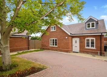 Thumbnail 3 bed bungalow for sale in Ridley Lane, Kibworth Beauchamp, Leicester, Leicestershire