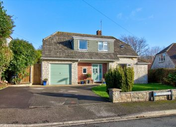 Thumbnail 4 bed detached house for sale in Belfield Close, Weymouth