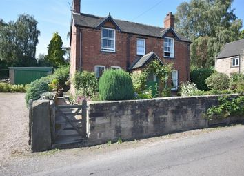 Thumbnail 3 bed detached house for sale in Church Street, Holbrook, Belper, Derbyshire