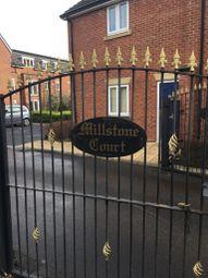 Thumbnail 2 bed flat to rent in Millstone Court, Golborne, Warrington