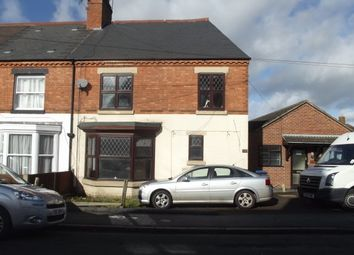 Thumbnail 3 bed property to rent in Factory Road, Hinckley, Leicester