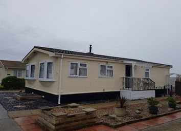 Thumbnail 2 bed bungalow for sale in Meadow View Kingsmead Park, Allhallows, Rochester
