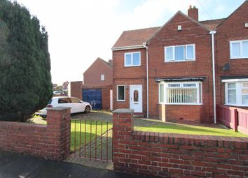 Thumbnail 3 bed semi-detached house for sale in Quarry Road, Silksworth, Sunderland