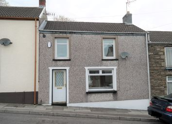 Thumbnail 2 bed terraced house for sale in Lower Station Street, Aberdare