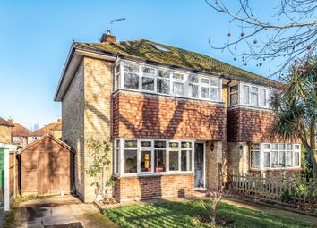 Thumbnail 4 bed semi-detached house for sale in St. Dunstans Road, Feltham