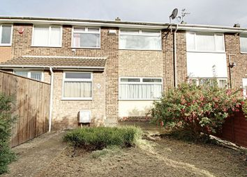 Thumbnail 3 bed terraced house for sale in Newtondale, Sutton-On-Hull, Hull