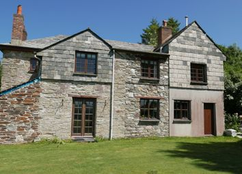 Thumbnail 4 bed detached house for sale in St Winnow, Downend, Lostwithiel
