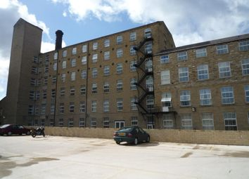 Thumbnail 2 bedroom flat to rent in Westbury Street, Perseverance Mill, Elland, West Yorkshire