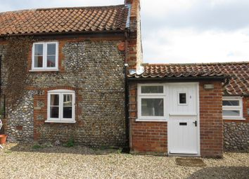 Thumbnail 1 bed property for sale in Overton Square, Bodham, Holt