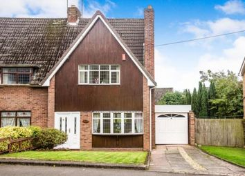 Thumbnail 2 bed semi-detached house for sale in Merryfield Road, Dudley, West Midlands