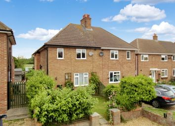 Thumbnail 3 bed semi-detached house for sale in Alexander Road, Wrestlingworth