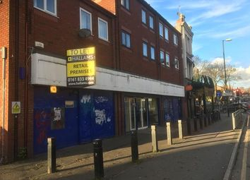 Thumbnail Retail premises to let in 260 Wilmslow Road, Manchester, Greater Manchester