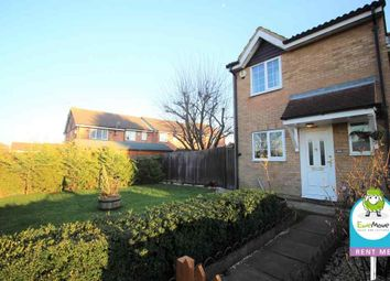 Thumbnail 2 bedroom semi-detached house to rent in Coltsfoot Green, Luton