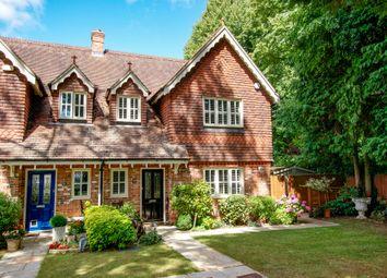 Oakwood Court, Hartley Wintney, Hook RG27. 3 bed semi-detached house