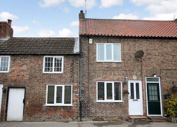 Thumbnail 2 bed cottage for sale in Busby Stoop Road, Sandhutton, Thirsk