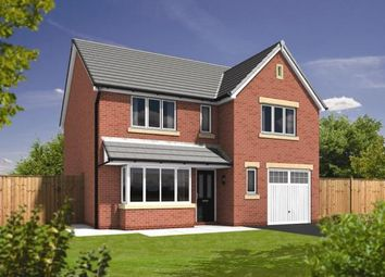 Thumbnail 4 bed detached house for sale in Chatsworth Park, Off Rope Lane, Shavington