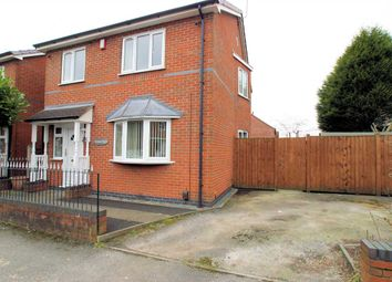 Thumbnail 3 bed detached house for sale in Leveson Street, Dresden, Stoke On Trent