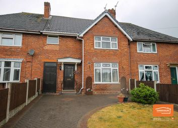 Thumbnail 3 bed terraced house for sale in Valley Road, Bloxwich, Walsall