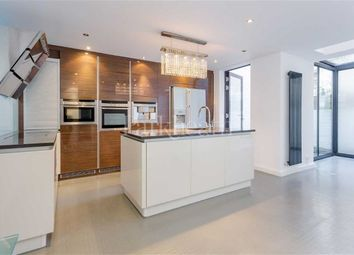 Thumbnail 4 bed property for sale in Crossfield Road, Belsize Park, London