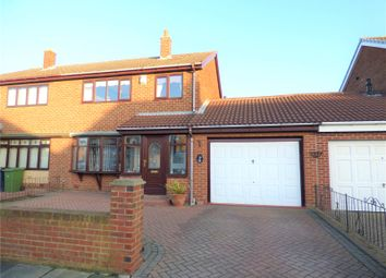 3 bed semi-detached house for sale in Pimlico Road, Hetton Le Hole, Houghton Le Spring, Tyne And Wear DH5