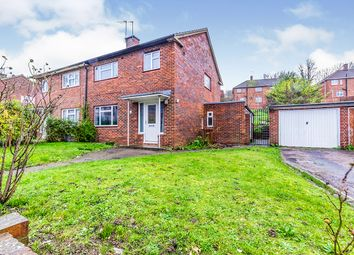 Thumbnail 3 bed end terrace house for sale in The Tideway, Rochester, Kent