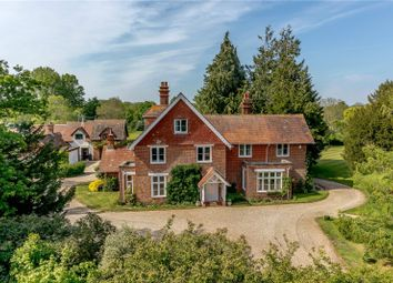 Thumbnail 5 bed detached house for sale in Lockerley, Romsey, Hampshire