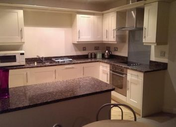 Thumbnail 2 bed flat to rent in Hawthorn House, Lamps, Derby
