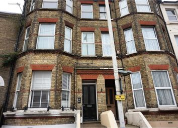 Thumbnail 1 bed flat for sale in Dover Road, Folkestone