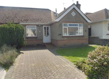 Thumbnail 2 bed semi-detached bungalow for sale in Kents Avenue, Holland-On-Sea, Clacton-On-Sea