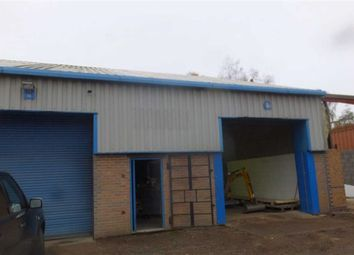 Thumbnail Commercial property to let in Unit C, Crewe Close, Blidworth, Notts