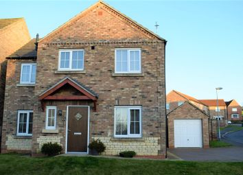 4 bed detached house for sale in Windmill Way, Kirton Lindsey, Gainsborough DN21