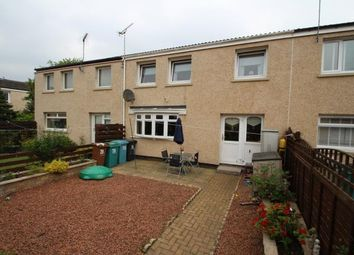 Thumbnail 3 bed terraced house for sale in Hawthorn Road, Abronhill, Cumbernauld, North Lanarkshire