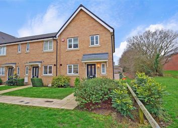 Thumbnail 3 bed end terrace house for sale in Warwick Crescent, Laindon, Basildon, Essex