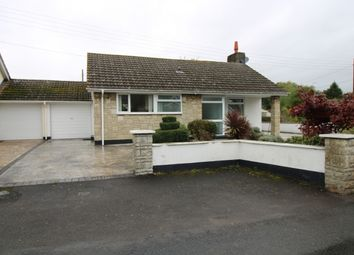Thumbnail 3 bed detached bungalow to rent in Monmouth Road, Westonzoyland, Bridgwater