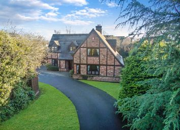 Thumbnail 4 bed detached house for sale in Baldwins Gate, Newcastle-Under-Lyme