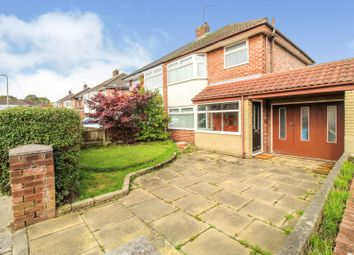 Thumbnail 3 bed semi-detached house for sale in Wrekin Close, Liverpool