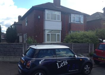 Thumbnail 2 bedroom semi-detached house to rent in Herne Street, Openshaw, Manchester