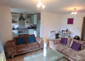 Thumbnail 1 bedroom flat for sale in St Christophers Court, Maritime Quarter, Swansea
