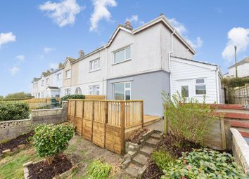 Thumbnail 2 bed end terrace house for sale in Bowles Road, Falmouth