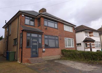 Thumbnail 4 bed semi-detached house to rent in St. Edmunds Drive, Stanmore, Middlesex