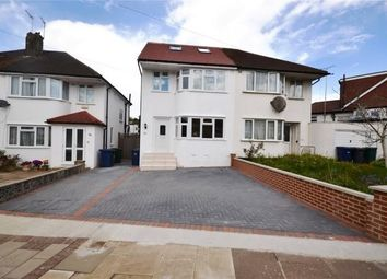 Thumbnail 3 bed semi-detached house to rent in Bittacy Rise, Mill Hill
