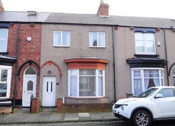 Thumbnail 4 bed terraced house to rent in Lansdowne Road, Hartlepool